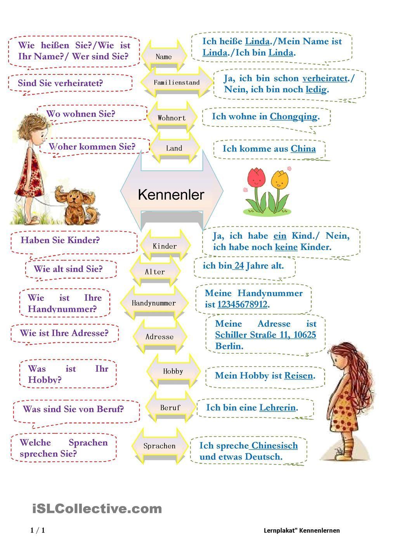 Fragen zum kennenlernen für kinder