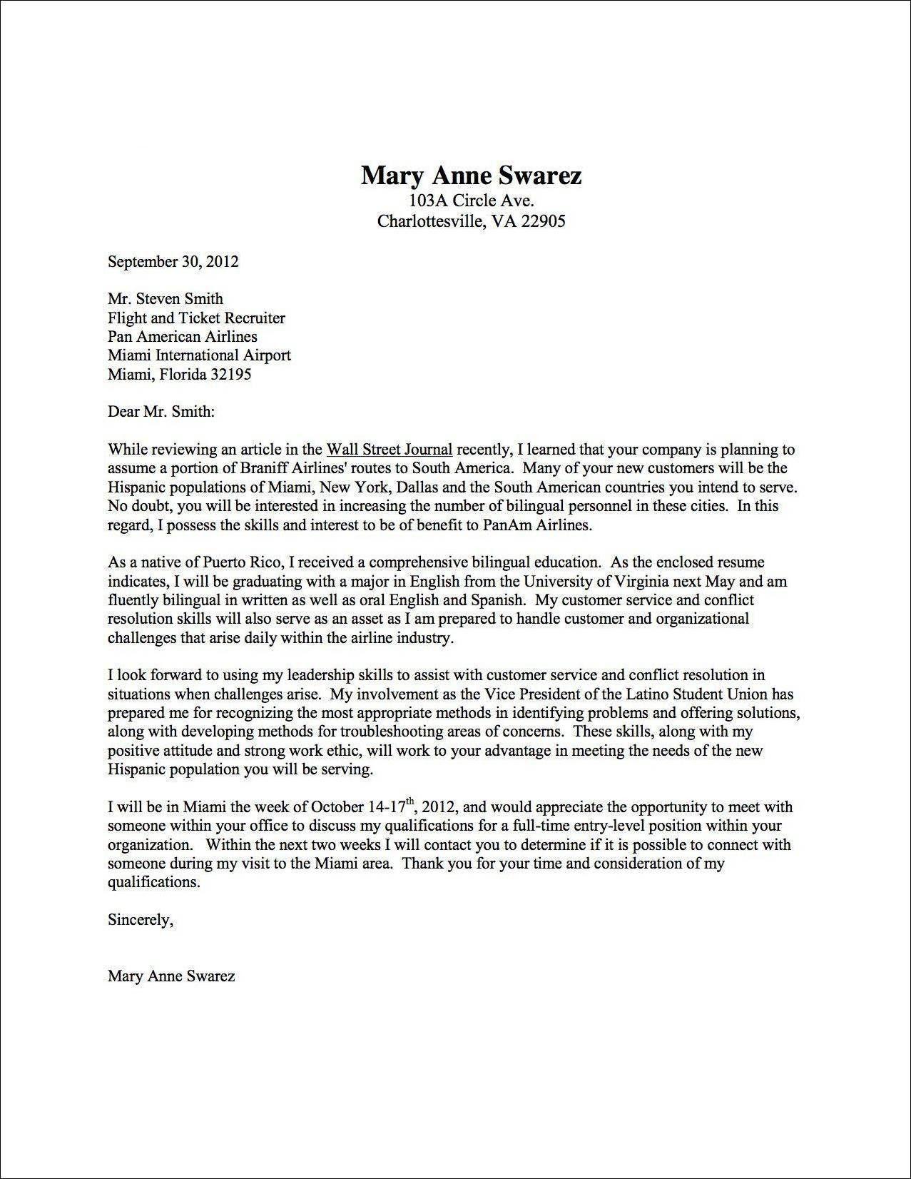 25 Cover Letter Opening Cover Letter For Resume Writing A Cover Letter Cover Letter Example