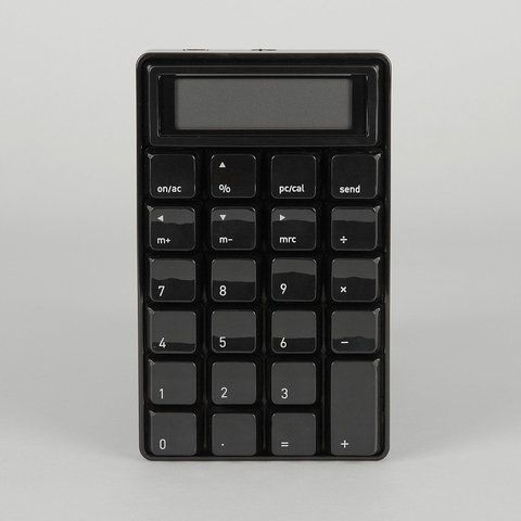 The 10 Key Calculator By The Japanese Design Studio Takumi Calculator Japanese Design 10 Things