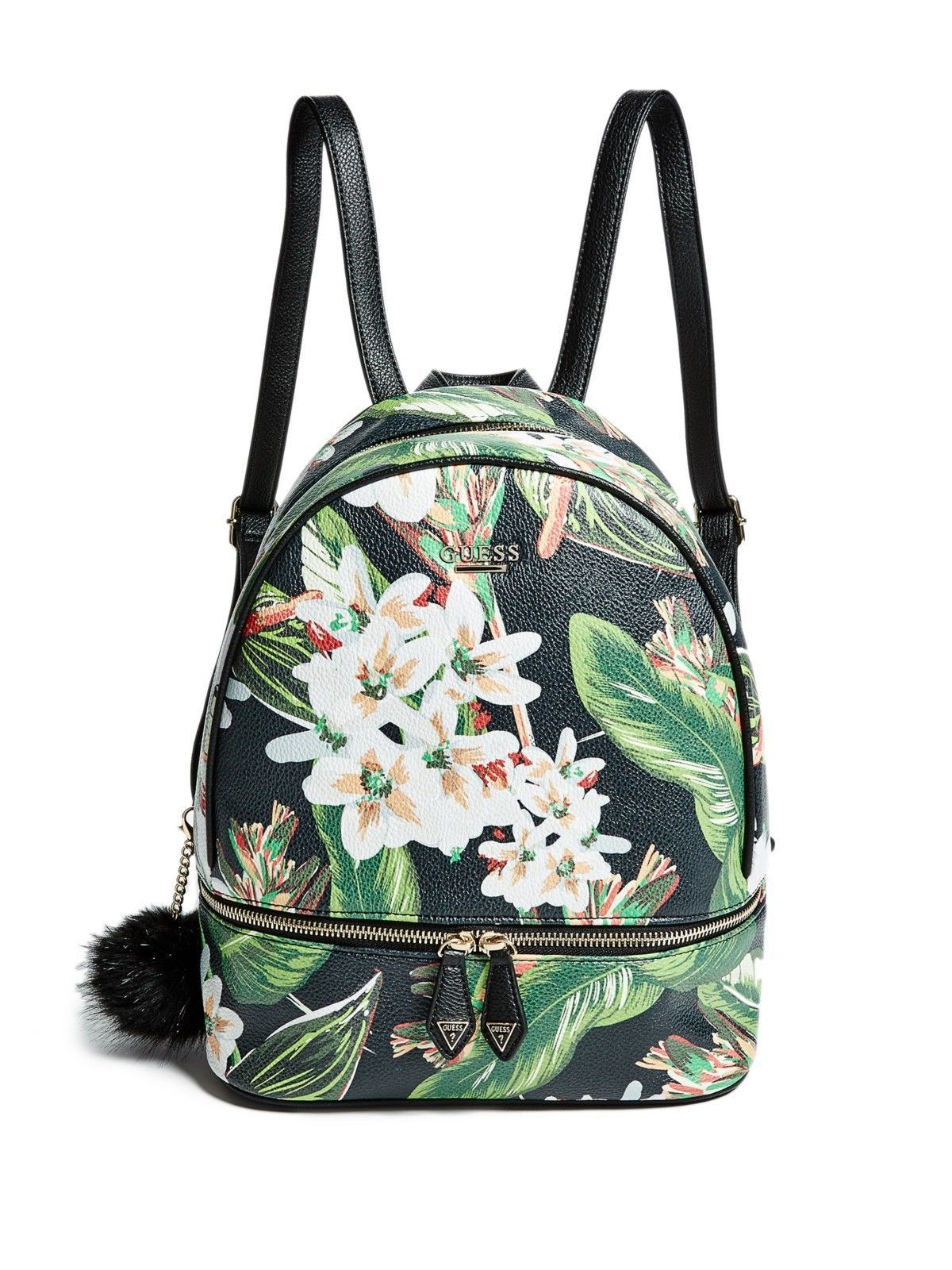 Guess Womens Buena Backpack Guess Backpack