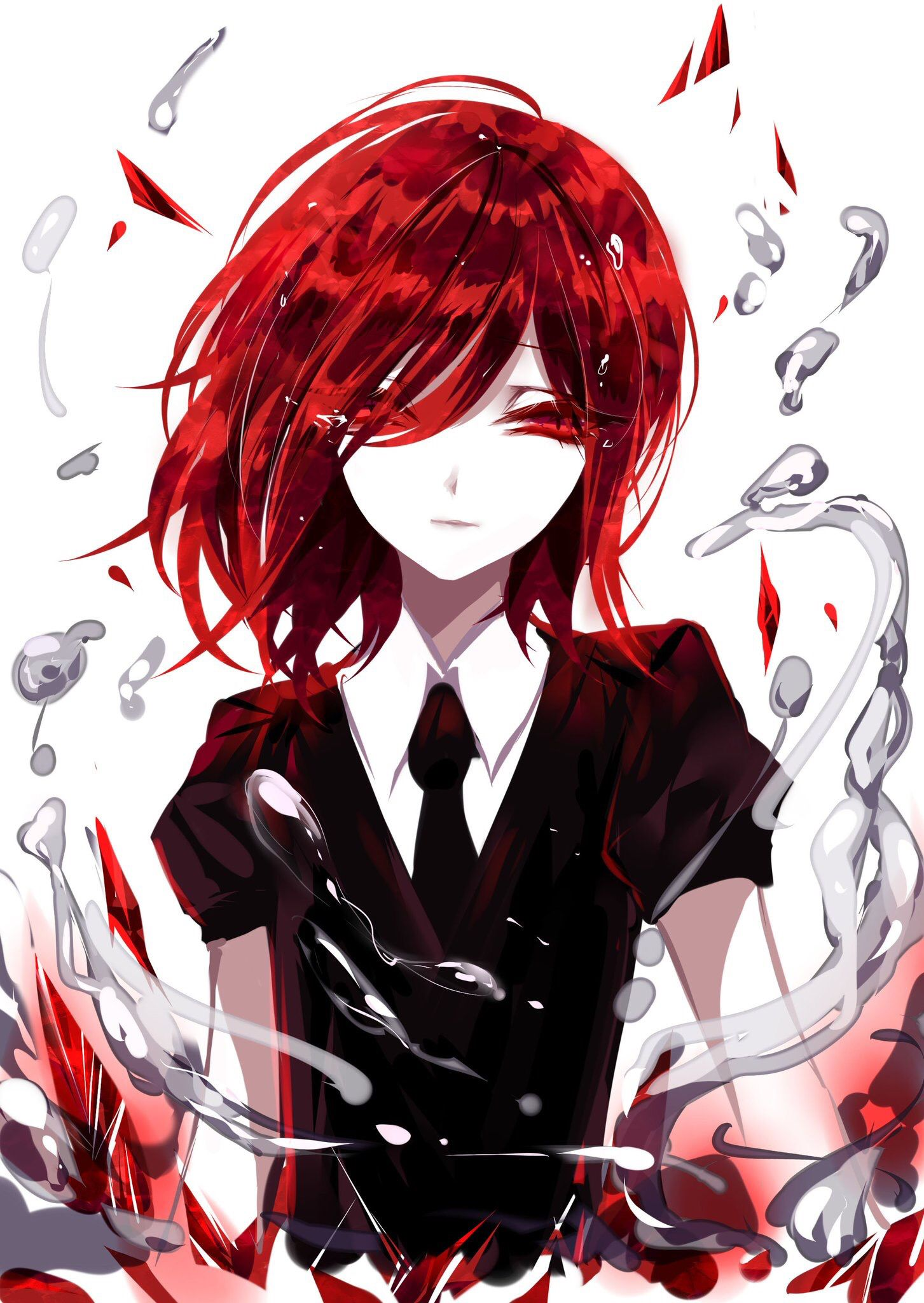 Artist Sheya Anime Art Beautiful Anime Anime Nerd