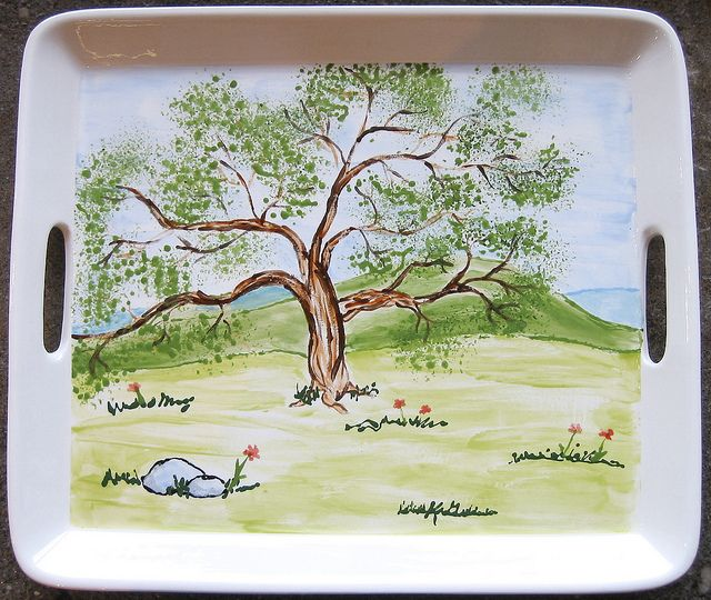 Tray by The Pottery Place, via Flickr