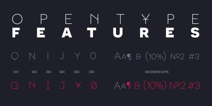 Novecento Sans - Webfont & Desktop font « MyFonts