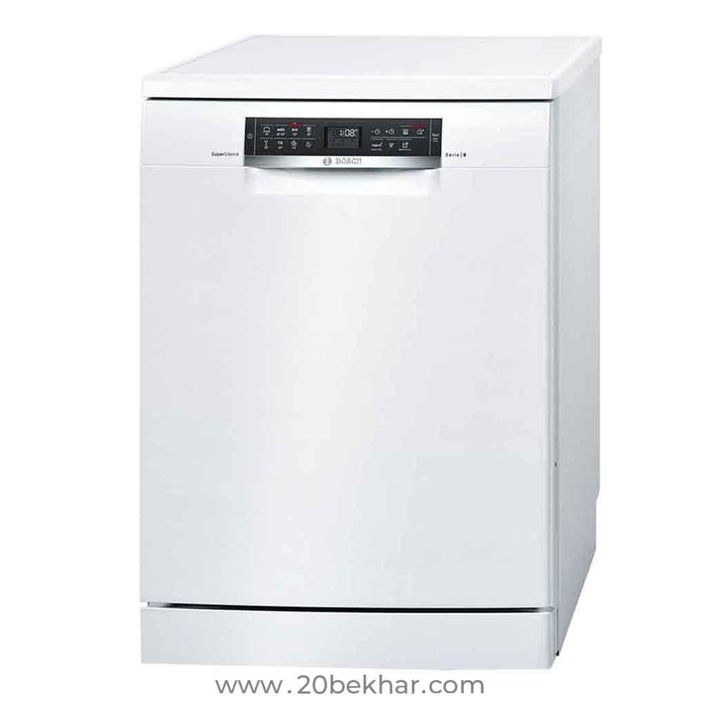 Bosch Dishwasher 14 Place Series 6 Sms68tw03e Bosch Dishwashers Dishwasher Bosch