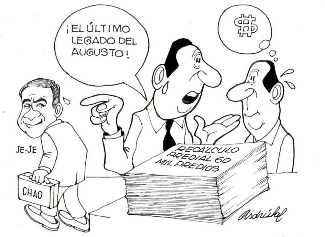 El último legado de Augusto Barrera, alcalde de Quito saliente - Asdrúbal