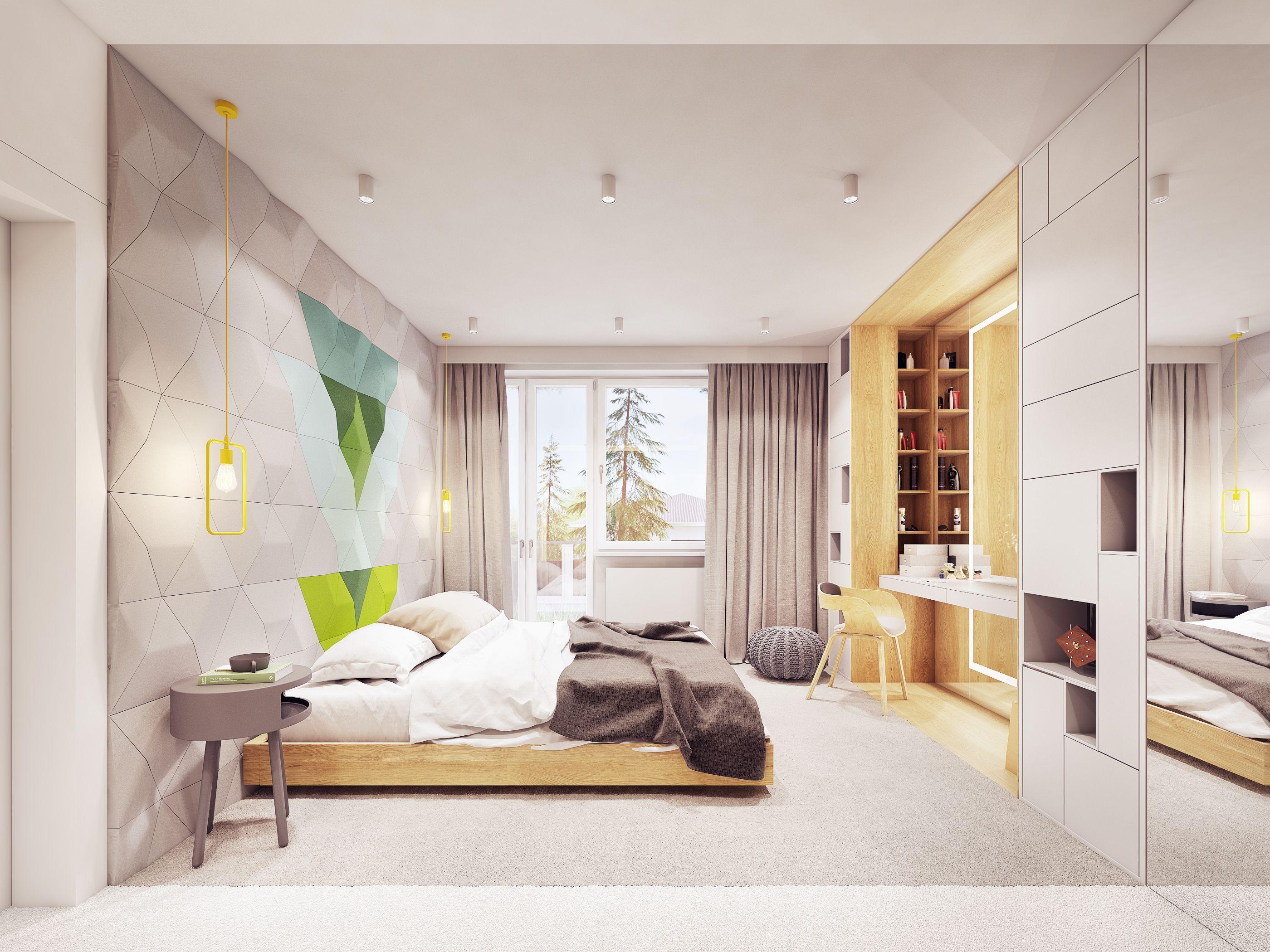9+ great modern bedroom design ideas (update 9/9)  Modern