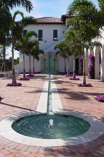 Landscape Architecture Krent Wieland Design - South ...  Palm Beach County Architecture