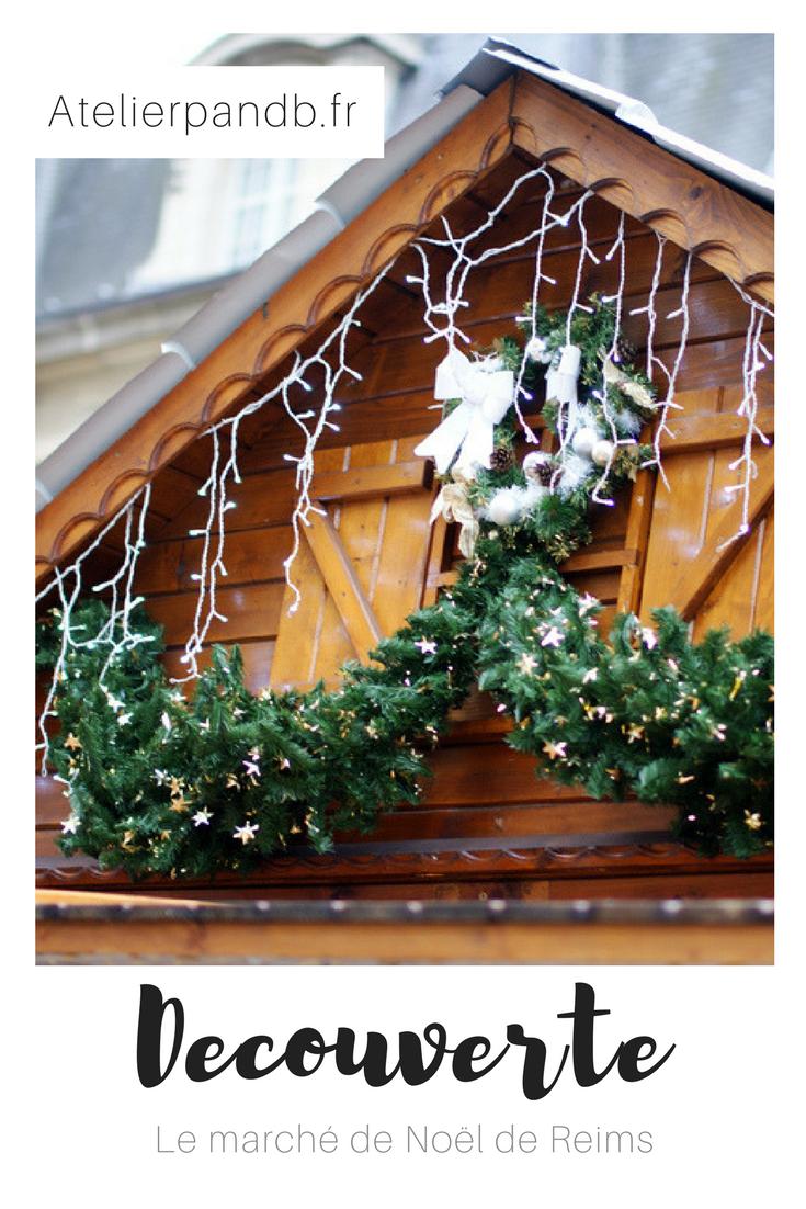 Le marché de Noël - Reims