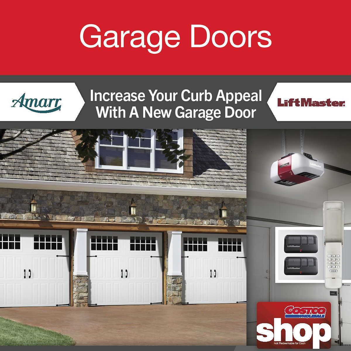 Pin By Shelly Tollinger On For The Home In 2020 Shop Garage Doors Doors Liftmaster Garage Door