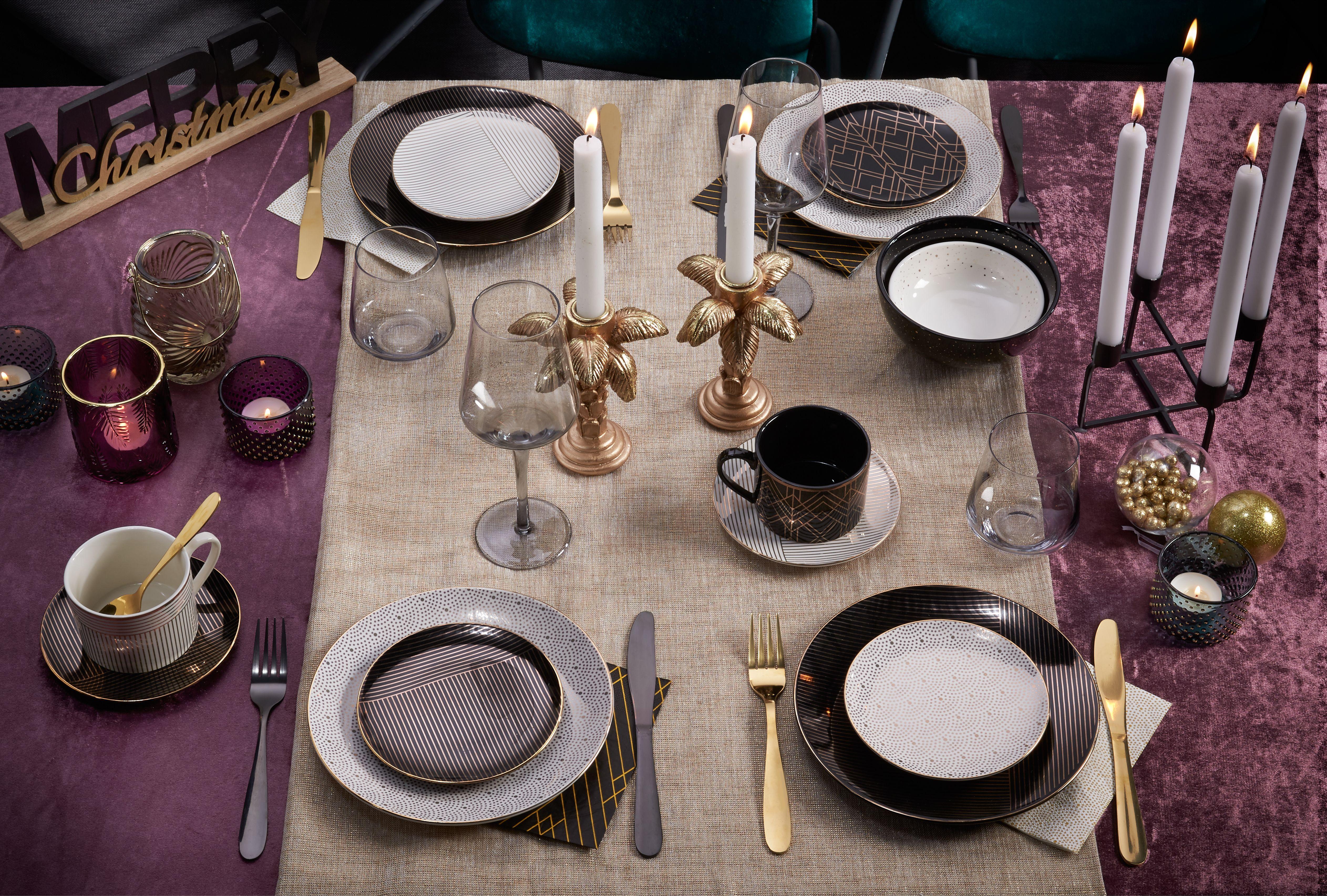 Feestdagen Kersttafel Aankleden : De feestdagen staan garant voor gezellige diners! een goed servies