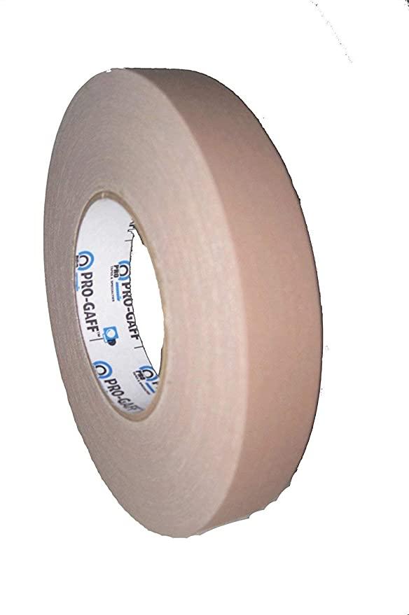Pro Gaff/Gaffers Tape .5, 1, 2, 3, 4 Inch