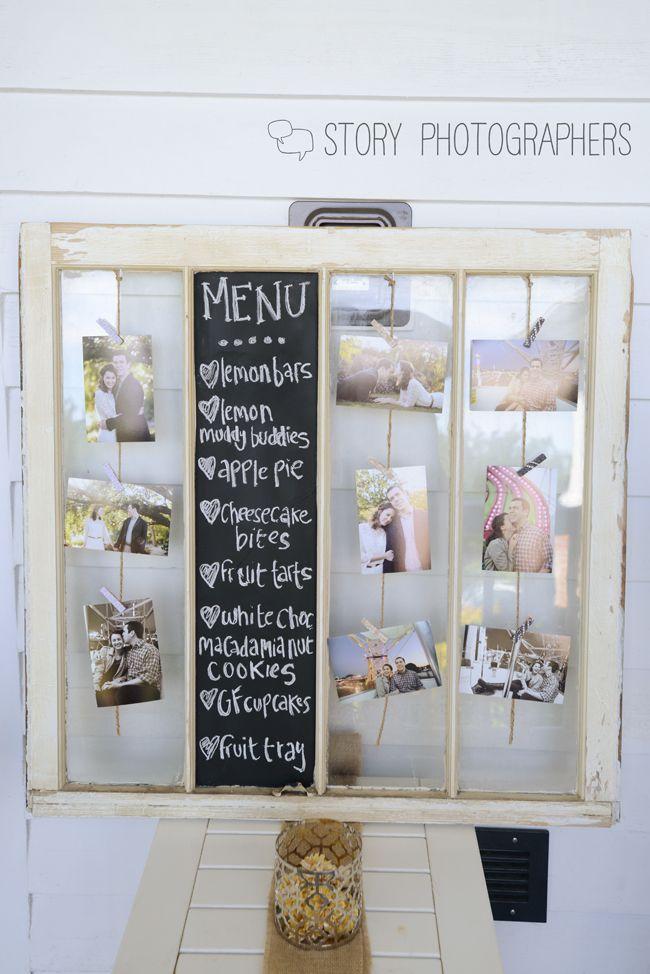 Window menu and pics