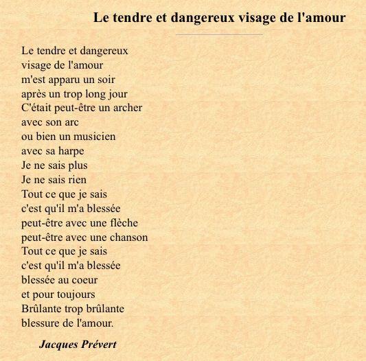 Jacques Prévert Poeme Et Citation Prevert Poeme Et Poeme