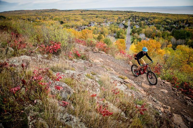 Where To Go Mountain Biking In Duluth Mountain Biking Bicycle Travel Mountain Bike Trails