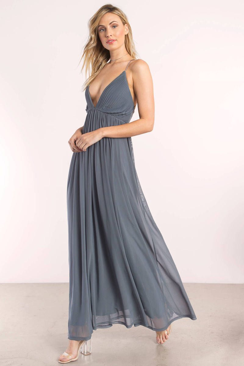 Jamee plunging maxi dress maxi dresses beautiful gowns and mauve