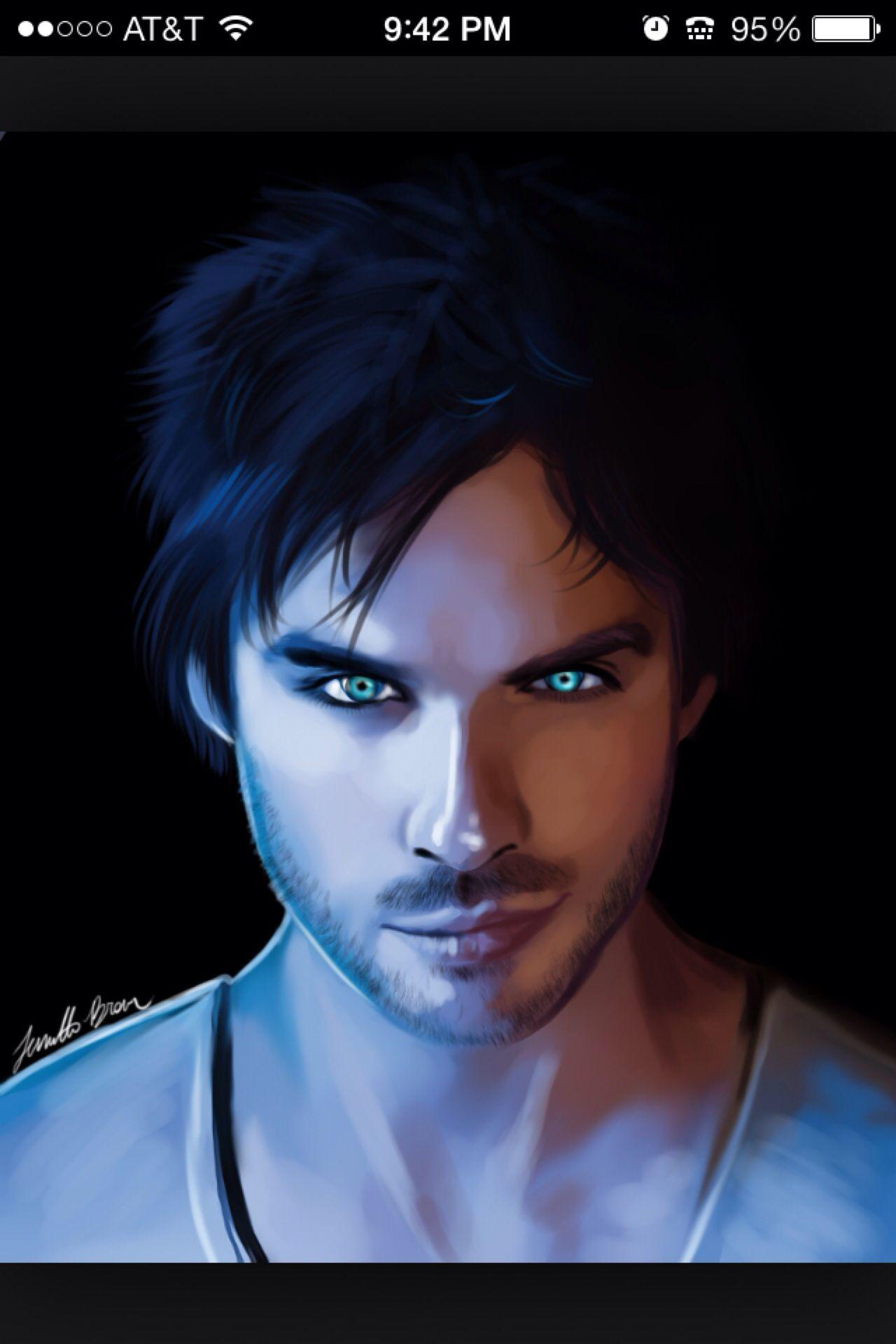 Online eye color changer - Damon Salvatore Eye Color Change