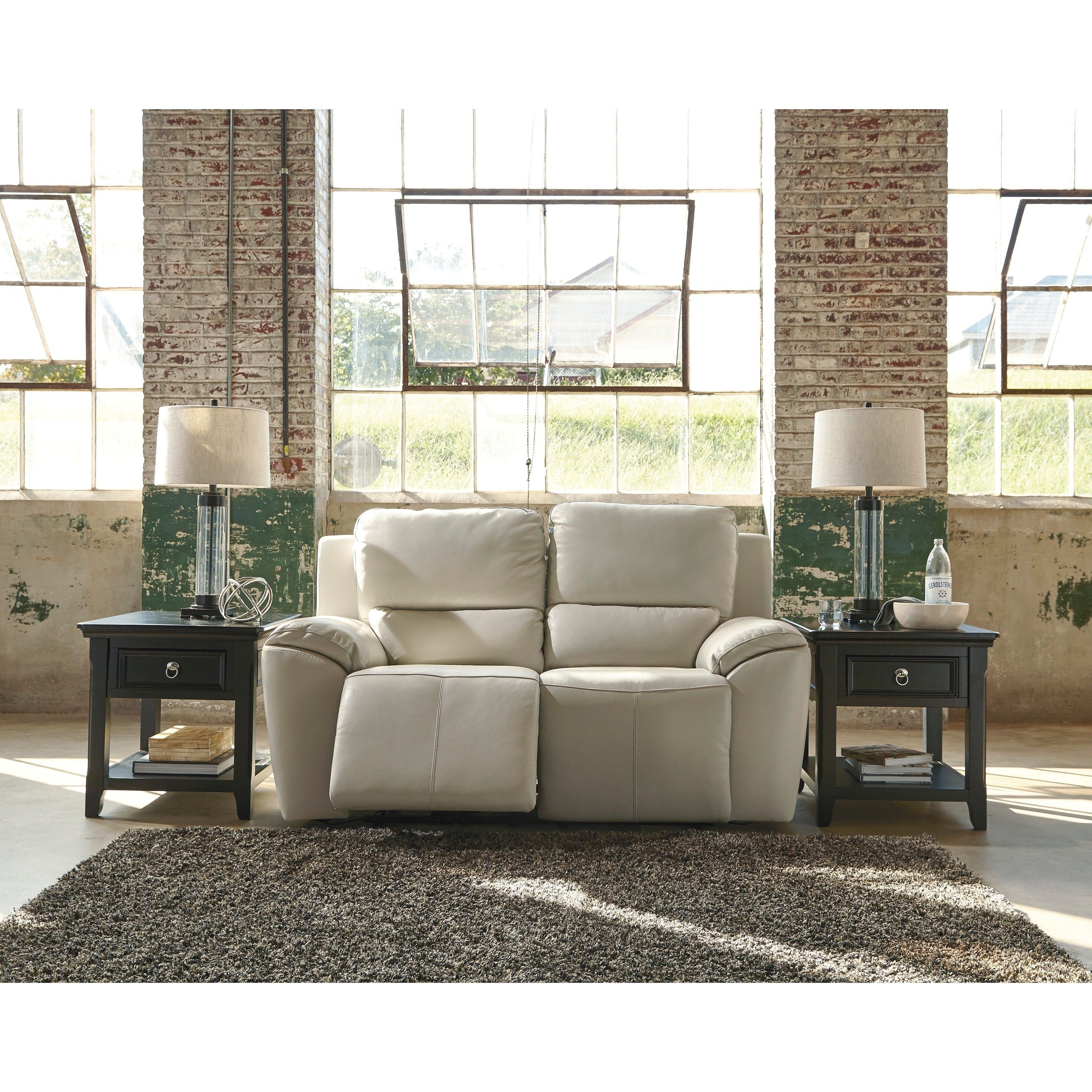 leather of loveseat sofa size covers and electric full chair tips choosing your room furniture living with cream recliners the furnishing review for recliner express