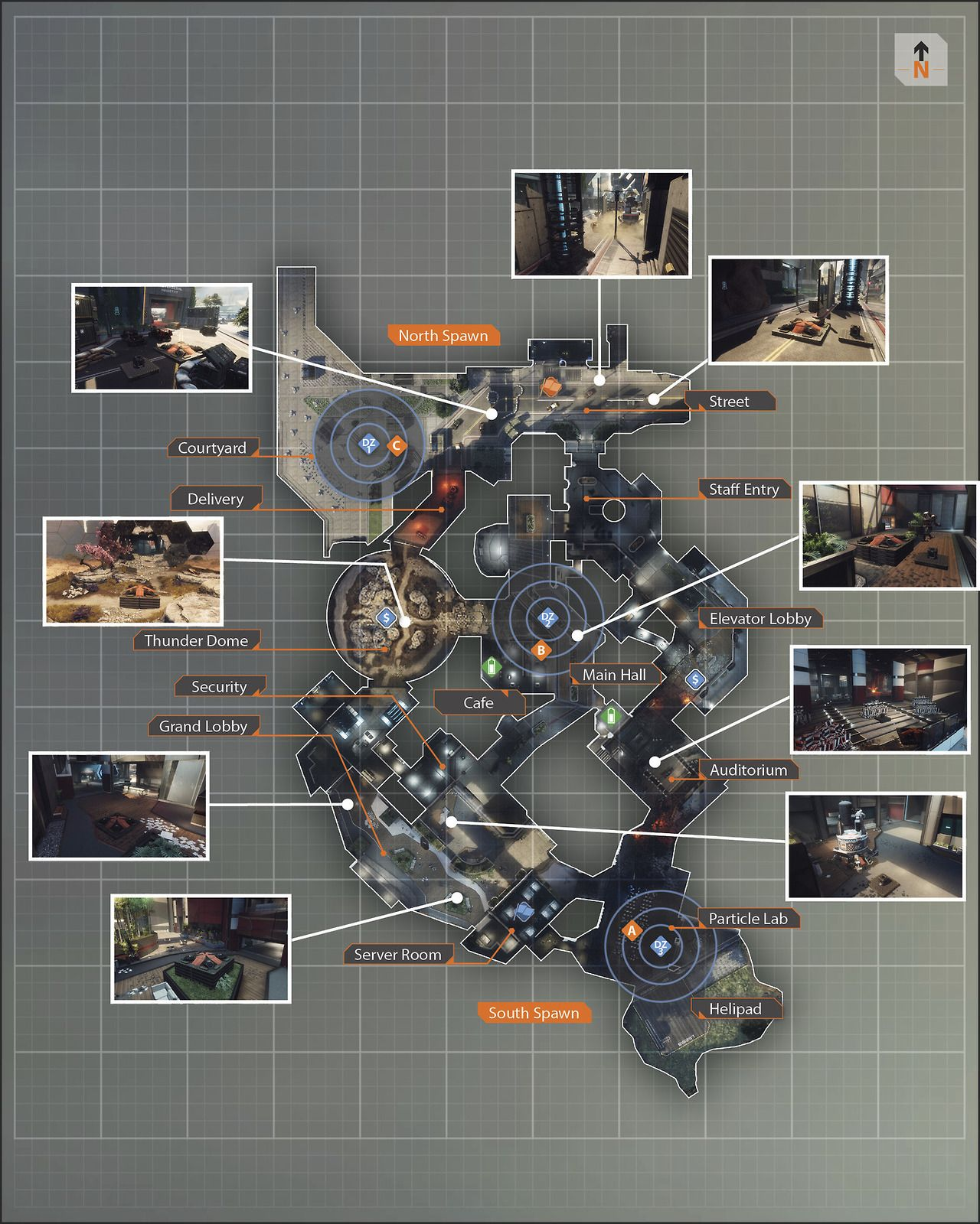 Destiny 2 Leviathan Underbelly Map : destiny, leviathan, underbelly, Titanfall, Paper,, Design,
