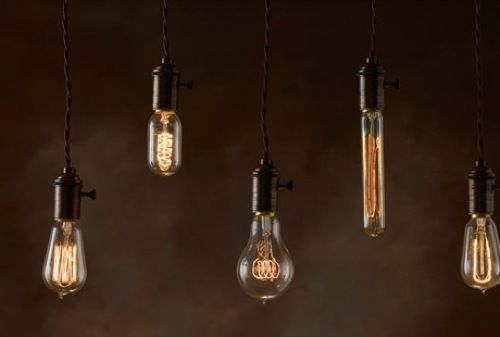 Modern Vintage Eco Friendly Decorative Lightbulbs By Bulbrite