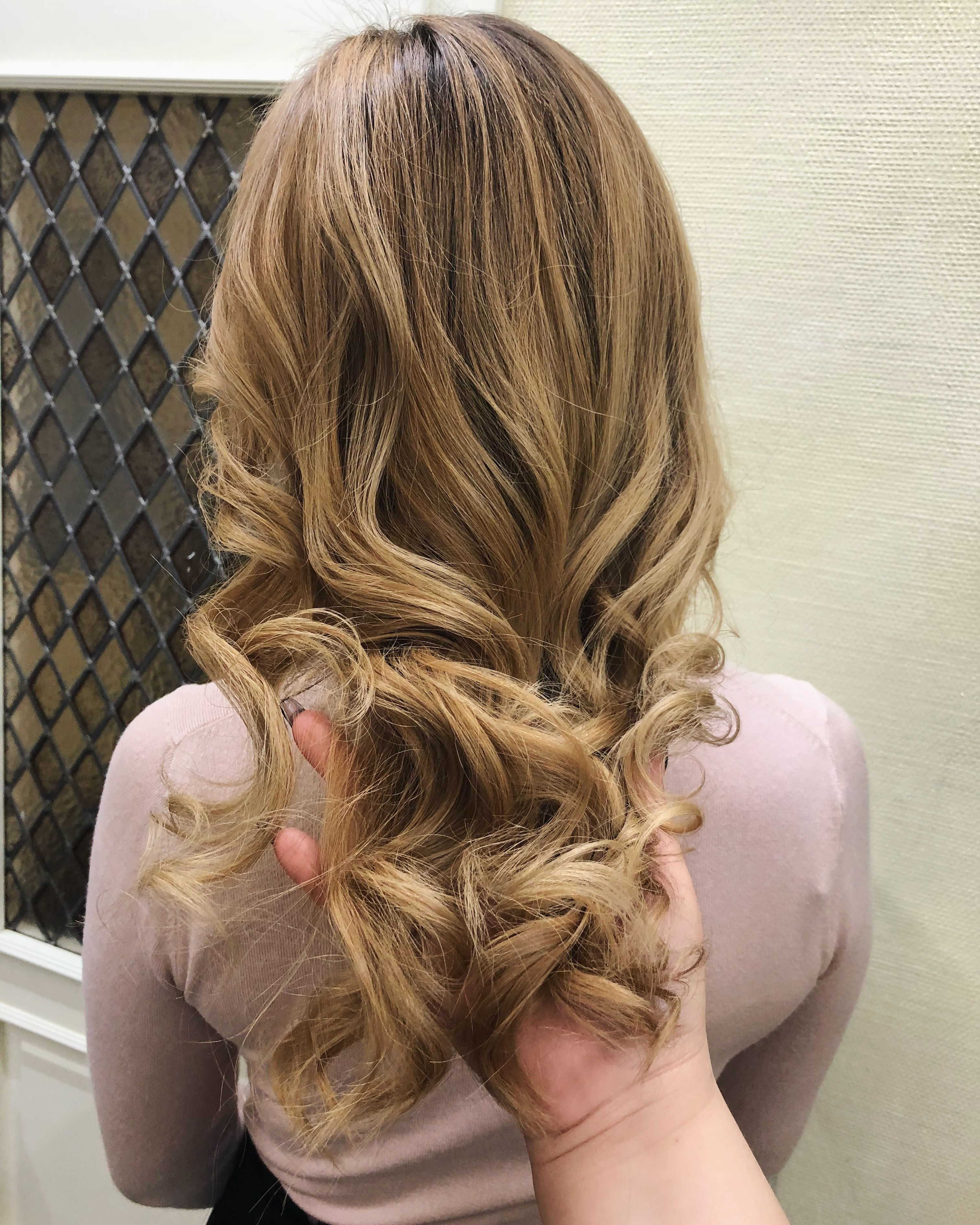 Beige balayage blond hair color ombré pinterest blond hair