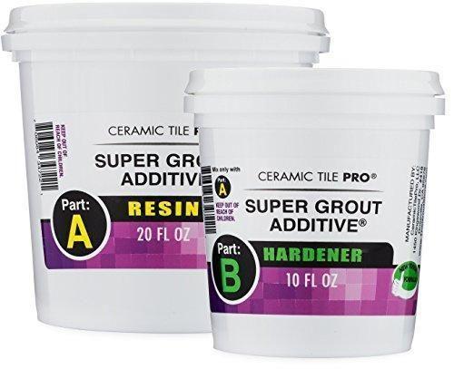 SGA 30 oz Premium Waterproof Tile Grout Repair - Ideal to ...