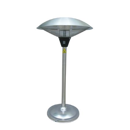 1500 Watt Freestanding Tabletop Electric Patio Heater Exclusive Outdoor Living Tabletop Patio Heater Patio Heater Outdoor Heaters