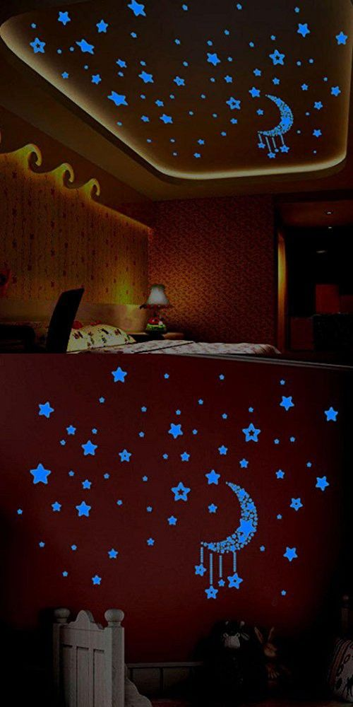 Best Of Glow In the Dark Ceiling Decorations