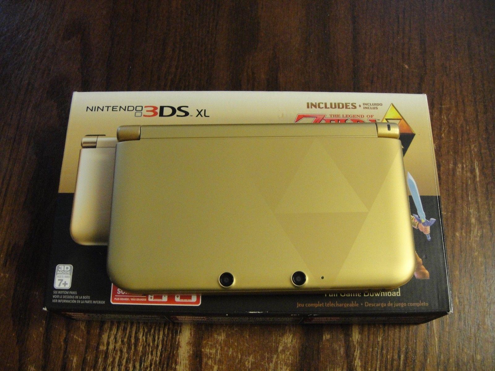 Nintendo 3ds Zelda Xl Link Between Worlds Edition Mint 210 00