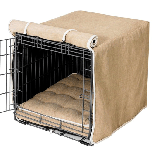 Large Dog Cage With Divider Dog Crate Cover Crate Cover Dog Crate