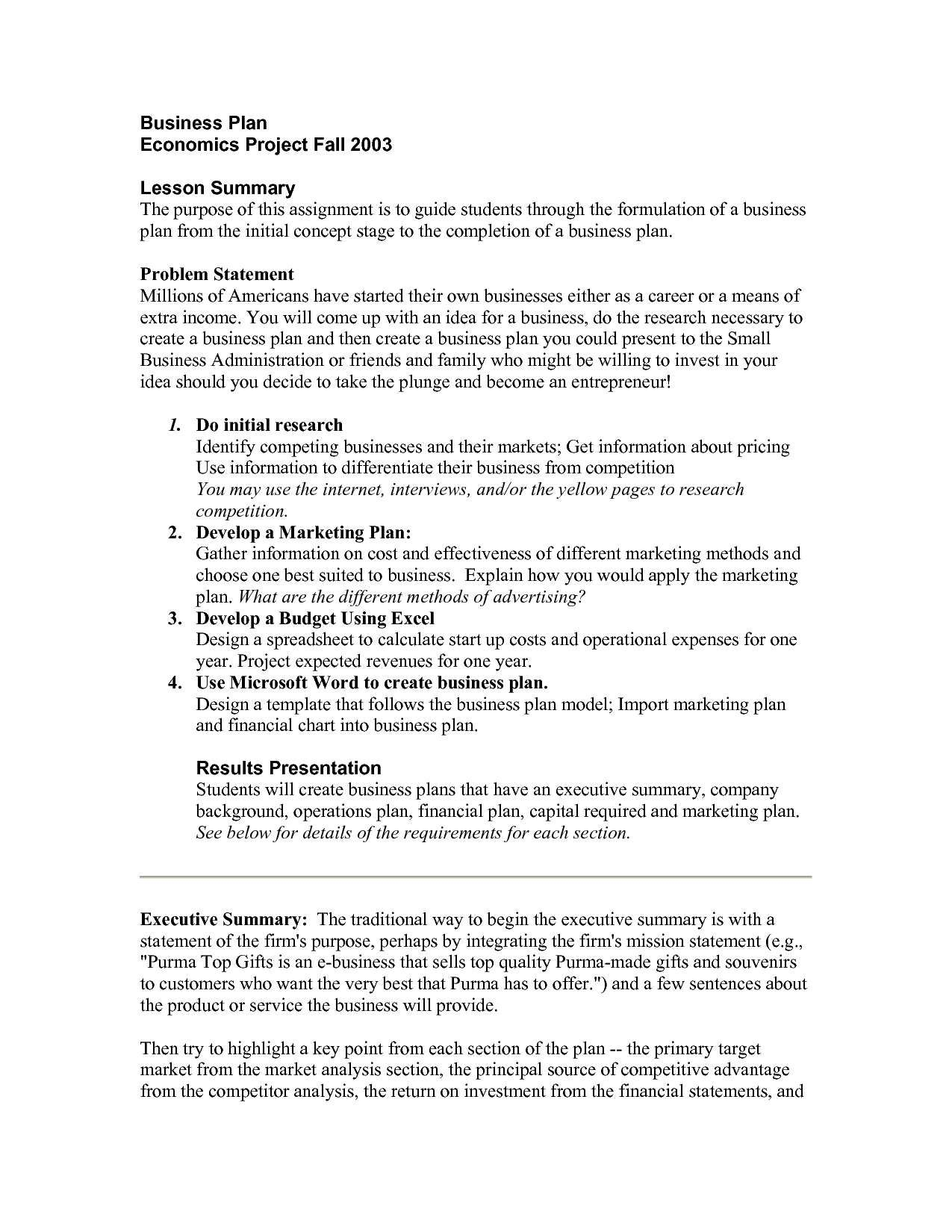 22 Sole Trader Business Plan Template Small Farm Business Plan Template Awesome Home Based Ba Business Plan Template Business Planning How To Plan