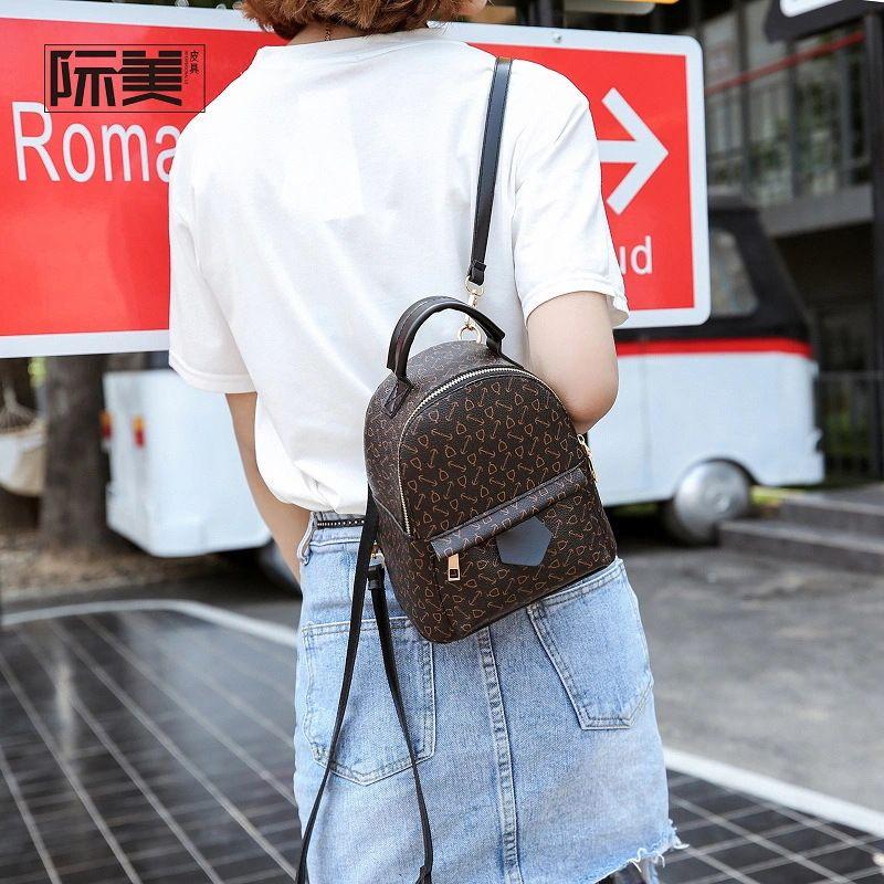 6ca9d5d0cd3c FULANPERS Women Mini Printing Backpack Female Small Travel Back Pack  Rucksack Women School Bags for Teenagers Girls. Yesterday s price  US   16.56 (13.52 ...