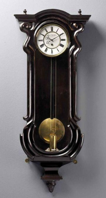 Jugendstil... Vintage uhren, Uhrenkunst, Pendeluhr