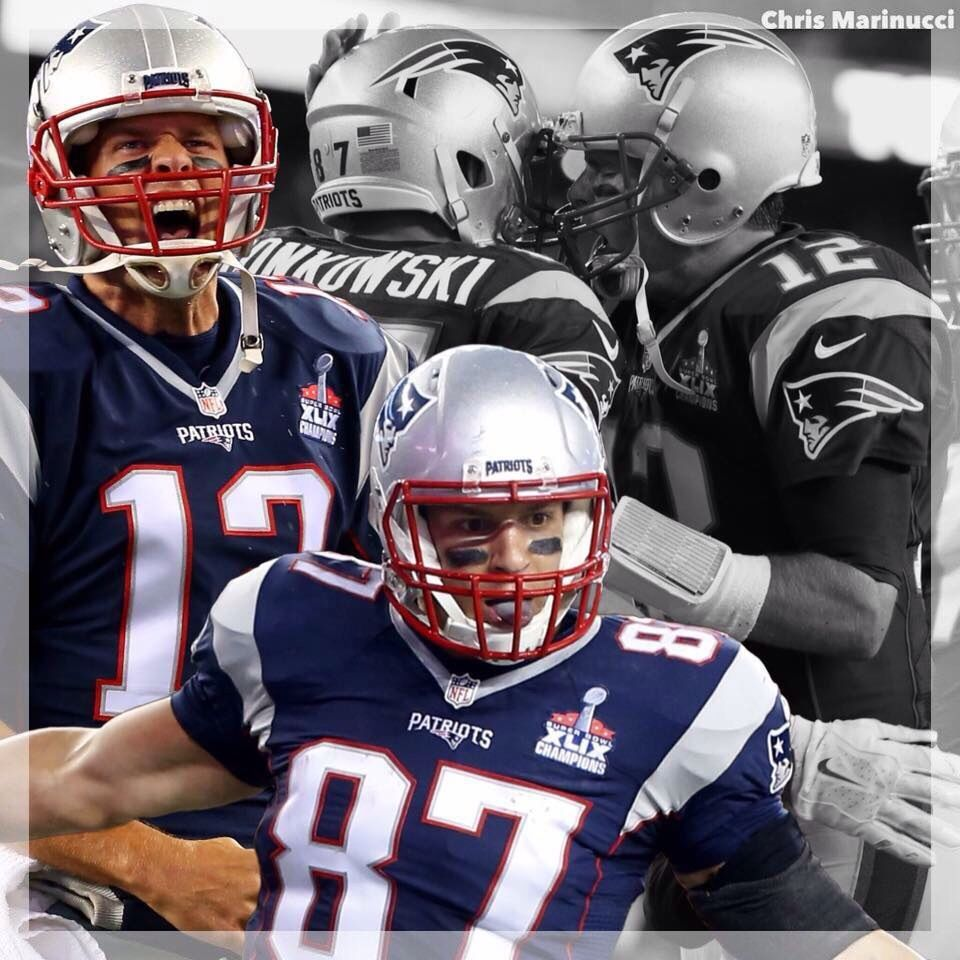 Dream Team Gopats New England Patriots Patriots Football Helmets