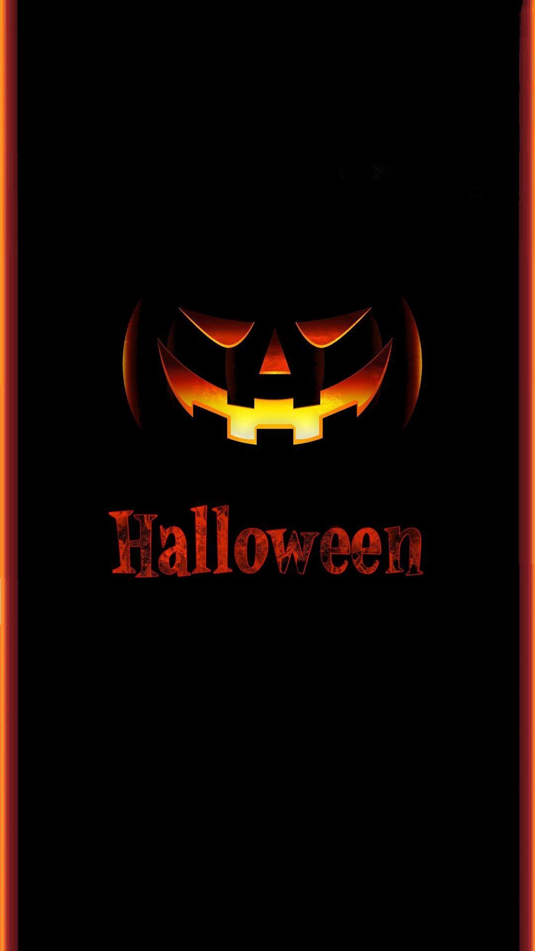 Halloween Pumpkin Wallpaper Fondos De Halloween Ilustracion De Halloween Pantallas De Halloween