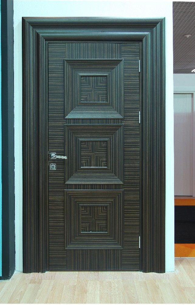 Lovely Affordable Priced Wooden Wenge Veneered Molded Interior Door, View Veneer  Wooden Flush Doors, Lakens Product Details From MUHENDISLER AHSAP ORMAN  URUNLERI ...