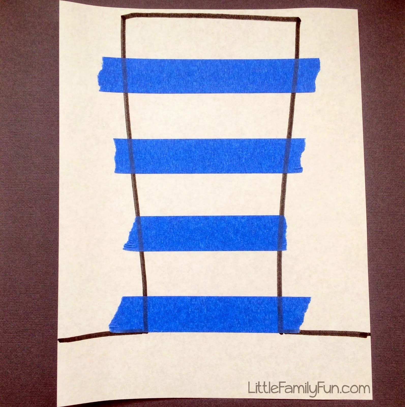 Easy Dr. Seuss Craft! Dr. seuss crafts, Seuss crafts, Crafts