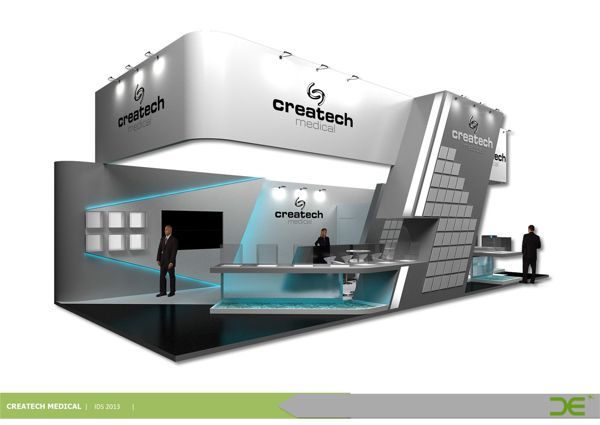 ANTEPROYECTO CREATECH MEDICAL IDS 2013 on Behance | стенды ...