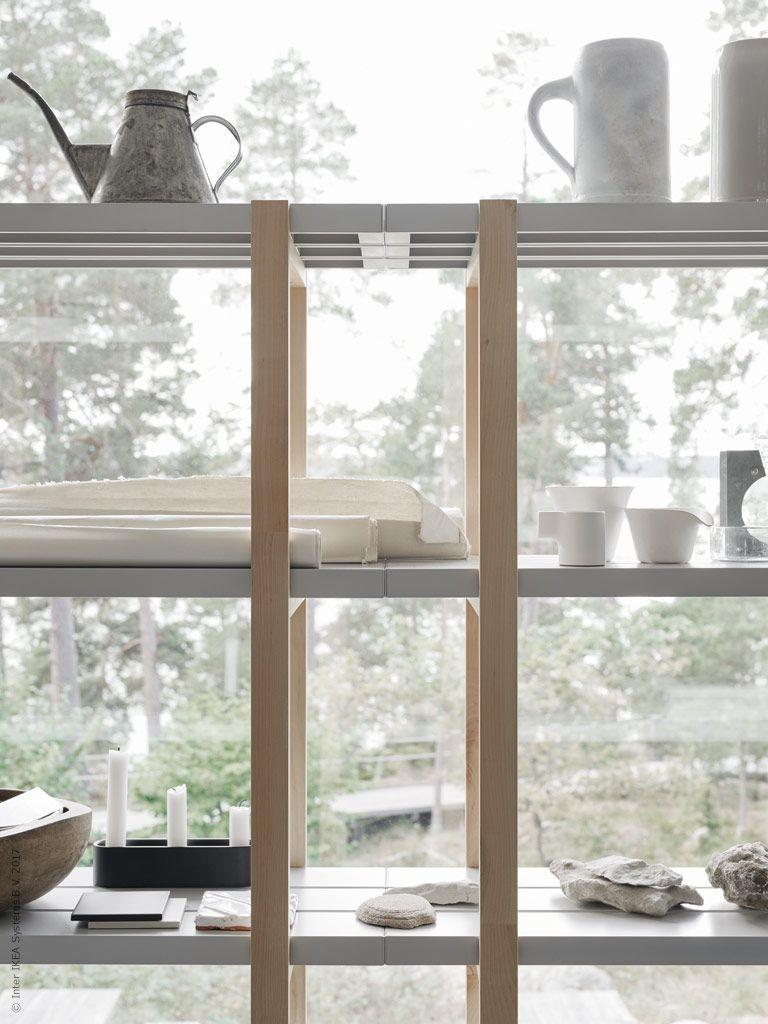 ikea und das d nische designunternehmen hay haben sich. Black Bedroom Furniture Sets. Home Design Ideas