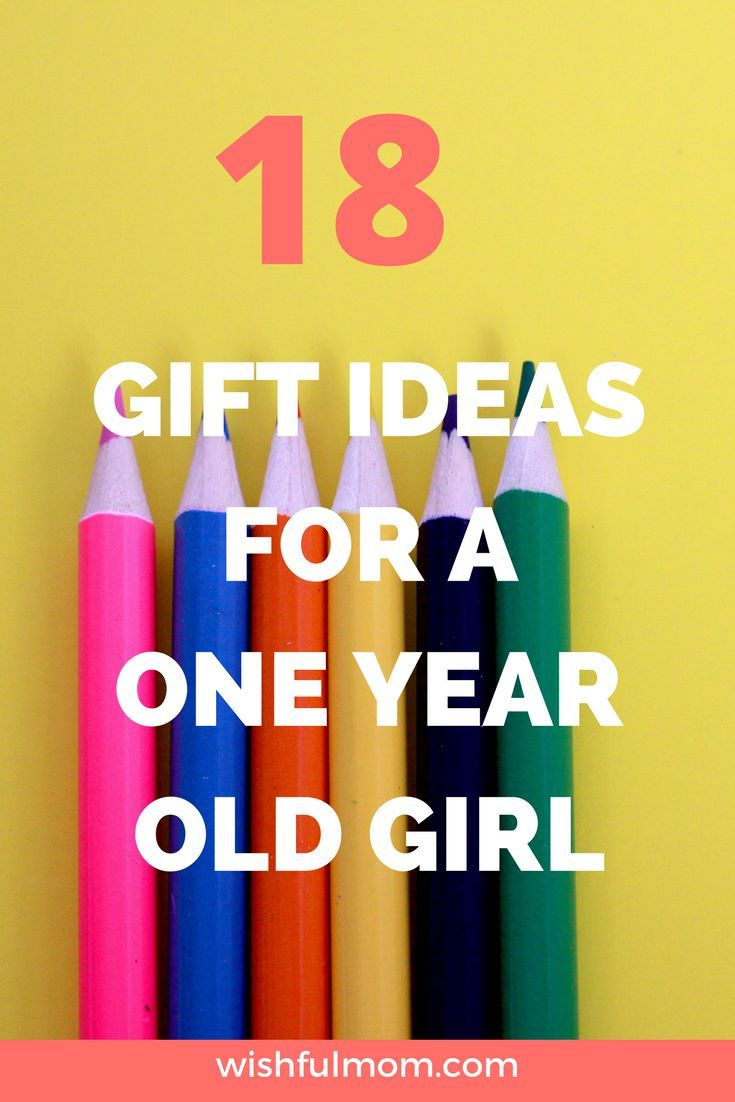 Looking for a gift? Check out this list of gift ideas for a one year old girl.