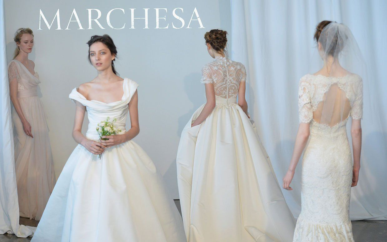Marchesa Spring 2015 | Groom Not Included | Pinterest | Marchesa ...
