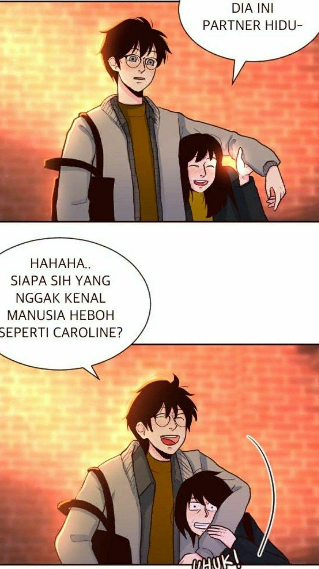 Pin oleh Banaana di Webtoon Manusia