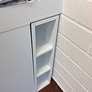 étagère De Rangement Pour Derrière La Commode Hemmes De Ikea