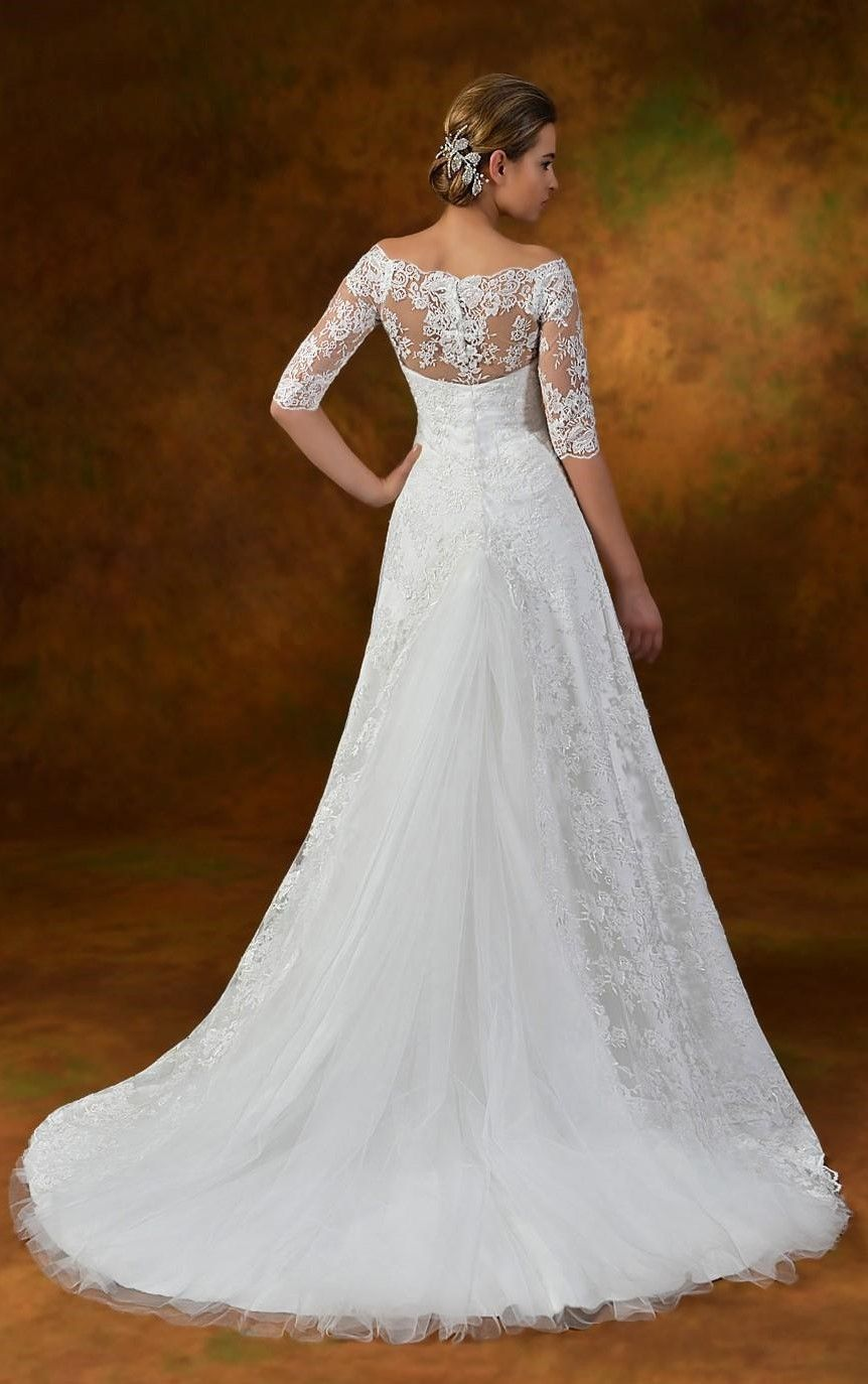 Pin Su Wedding Dress