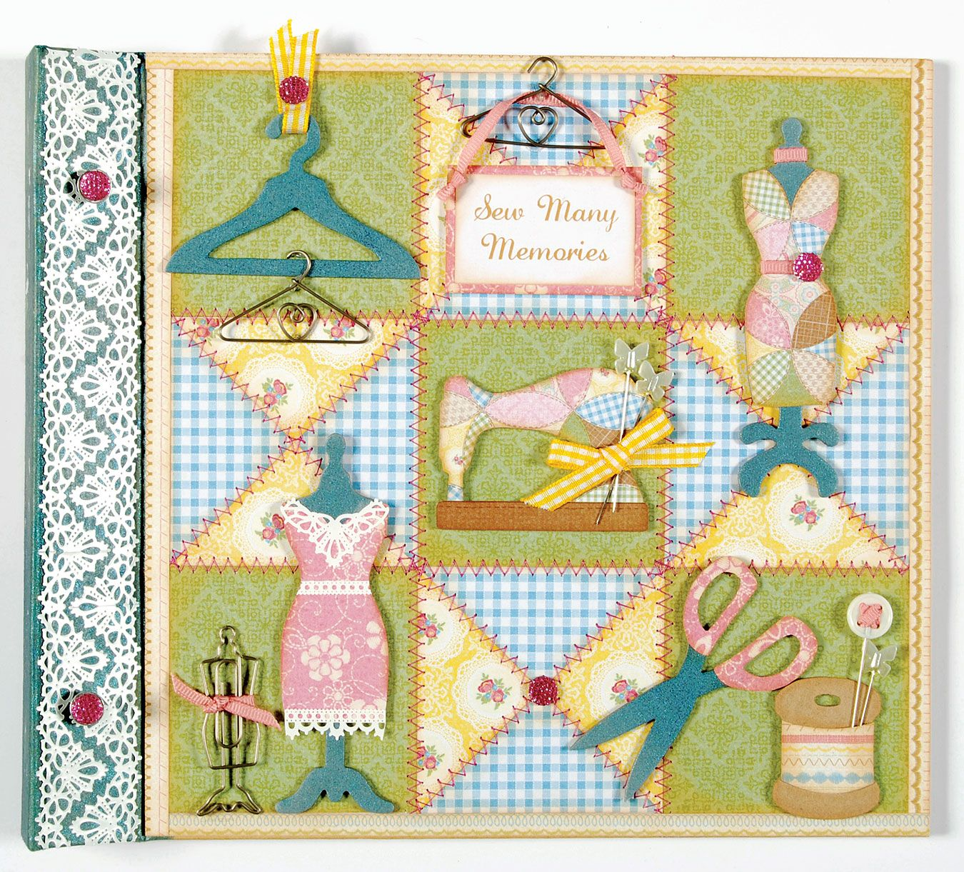 Quilt Block Layout So Adorable