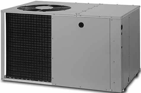 3 Ton Frigidaire 13 Seer R 410a Air Conditioner Package Unit