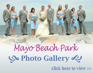 Mayo Beach Park Wedding Photo Gallery