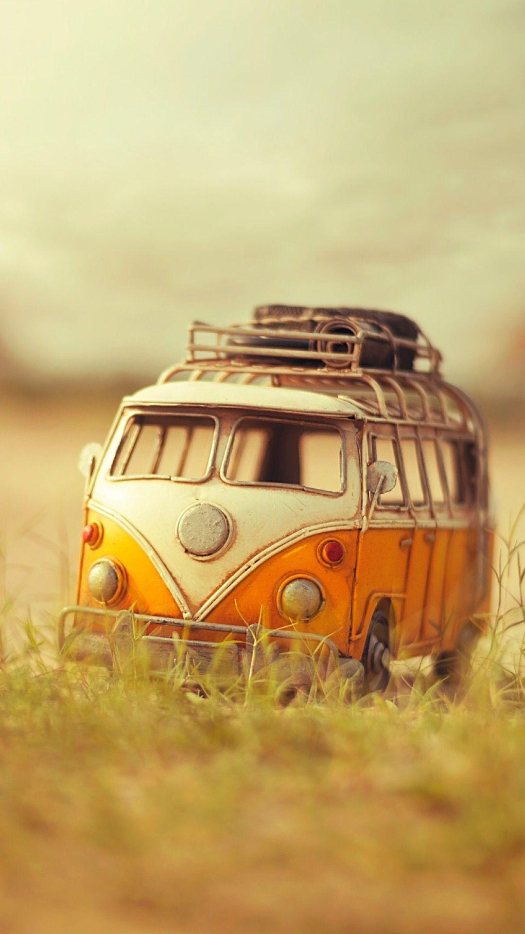 Camper Van Van Toy Car Camper Van