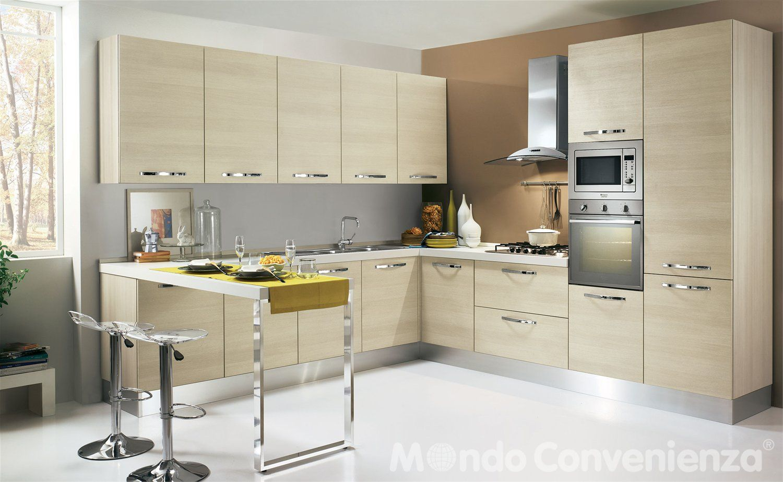 Cucina Stella - Cucina composizione tipo - Moderno - Mondo ...