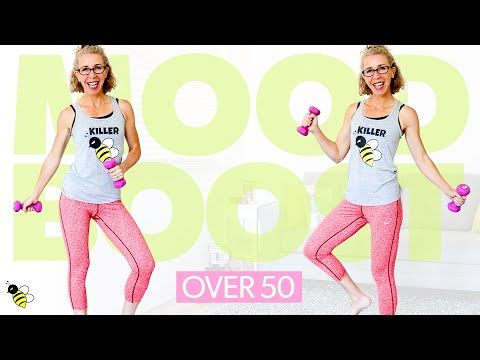 WALK with Weights LOW IMPACT Cardio Workout for Women over 50 ⚡️ Pahla B Fitness