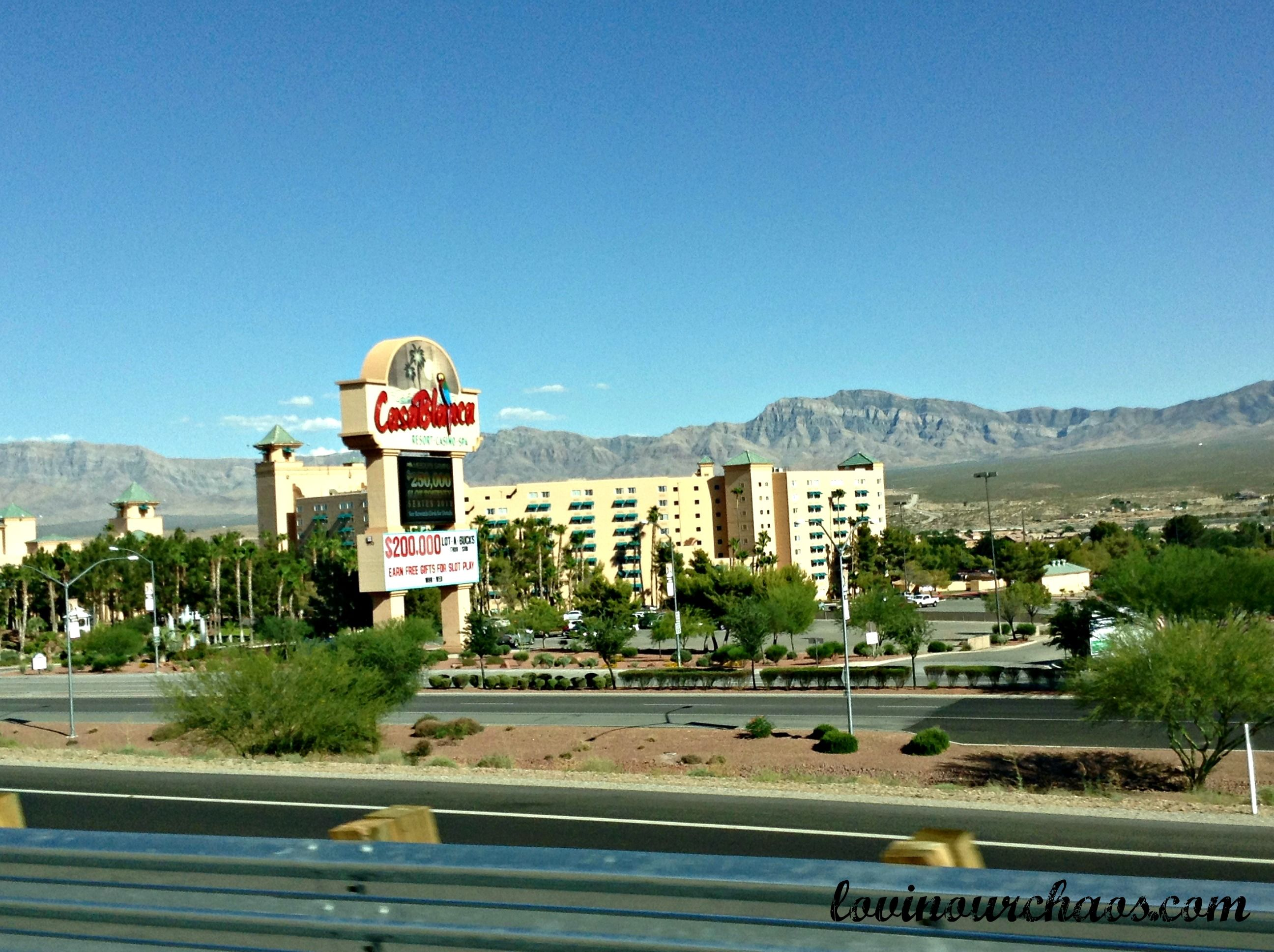 oasis hotel and casino in mesquite nevada